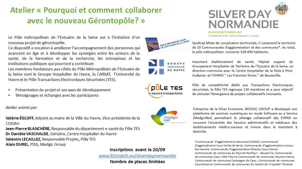 atelier silver day normandie